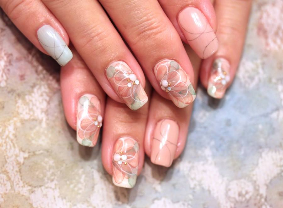 is interior design for me nail salon for me nail salon pinterest ネイルサロン開業して1年半で売上100万円を達成させた21の行動